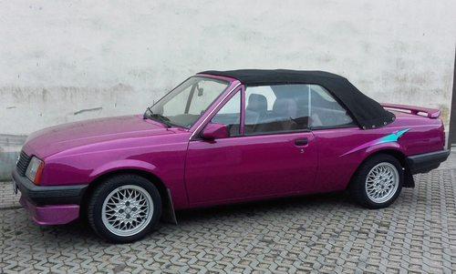 Ascona Cabrio