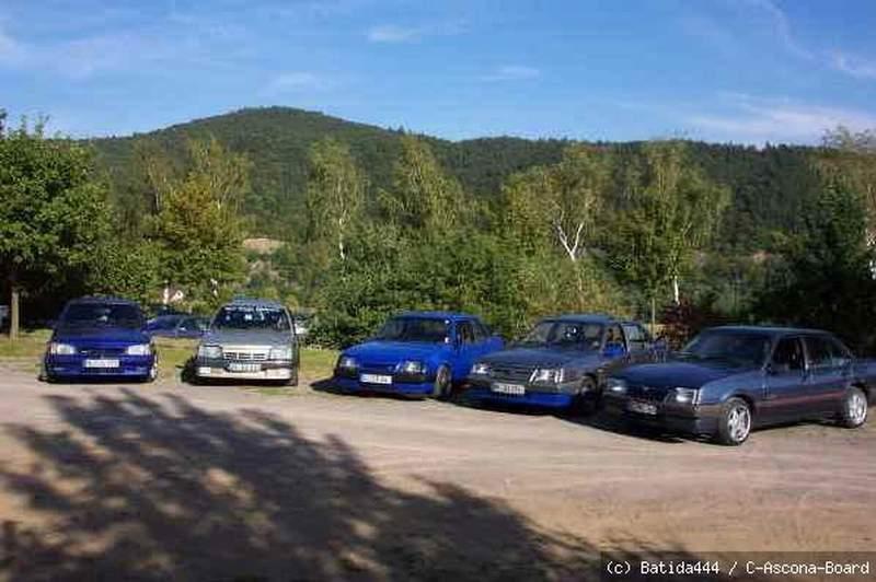 Ascona Treffen